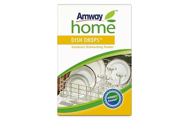 Порошок для автоматических посудомоечных машин Amway Home
