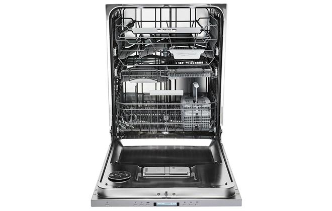 Посудомоечная машина Asko DFI655G.P в открытом виде