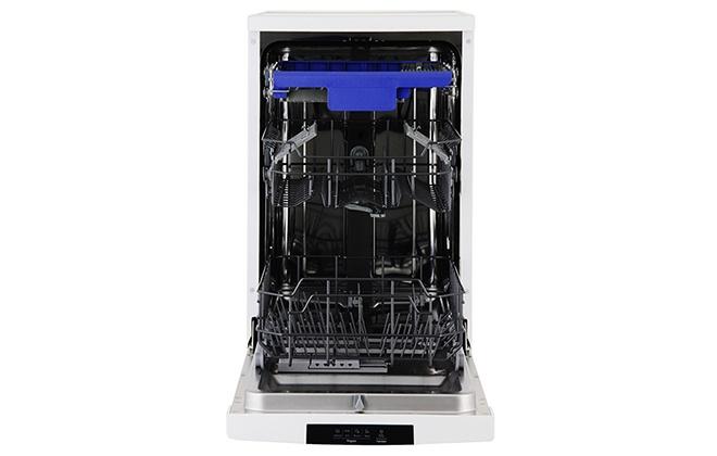 Посудомоечная машина Midea MFD45S110W в открытом виде