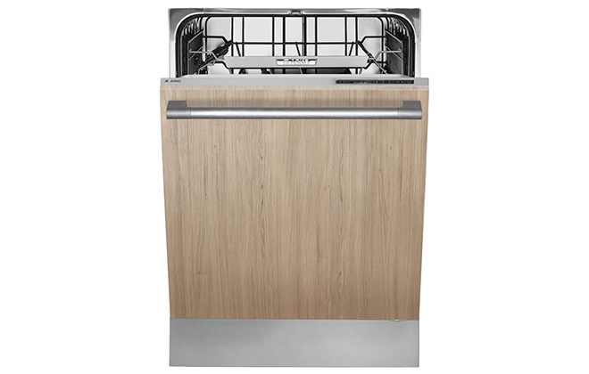 Посудомойка Asko D5536 XL с дизайном под дерево