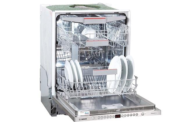 Посудомойка Bosch SMV46KX00E в открытом виде