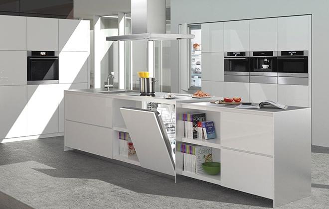 Посудомойка встроенная в кухонный гарнитур