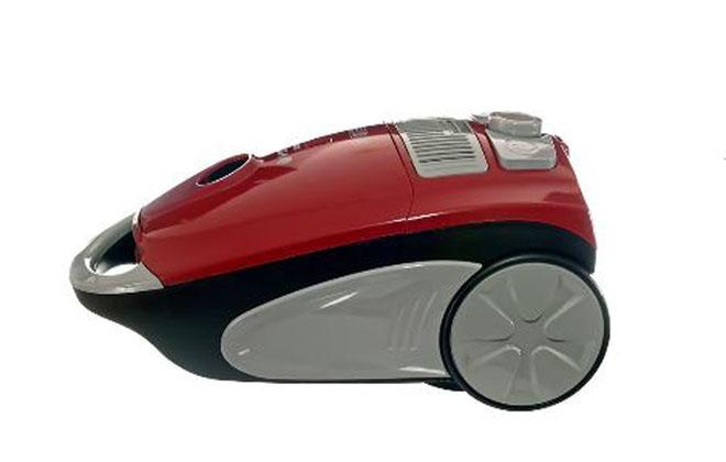 Пылесос модели Vitek VT-1892 R вид сбоку
