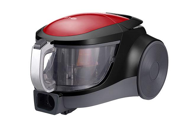 Пылесос от LG модели VK76A06NDR