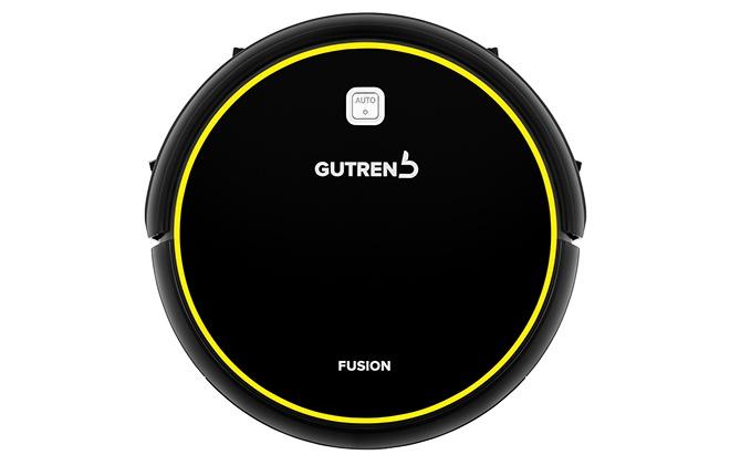 Пылесос с желтой окантовкой Gutrend Fusion 150