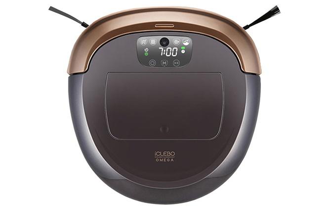 Робот-пылесос iClebo Omega