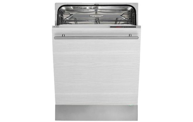 Серая посудомоечная машина Asko D5554 XXL FI