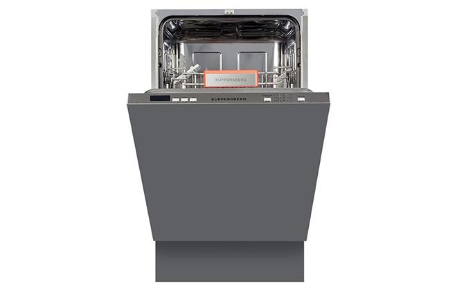 Серая посудомоечная машина Kuppersberg GS4502