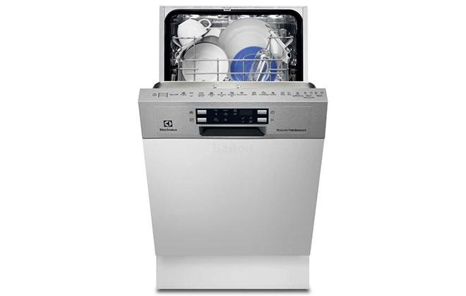 Серая посудомойка Electrolux ESI4620RAX