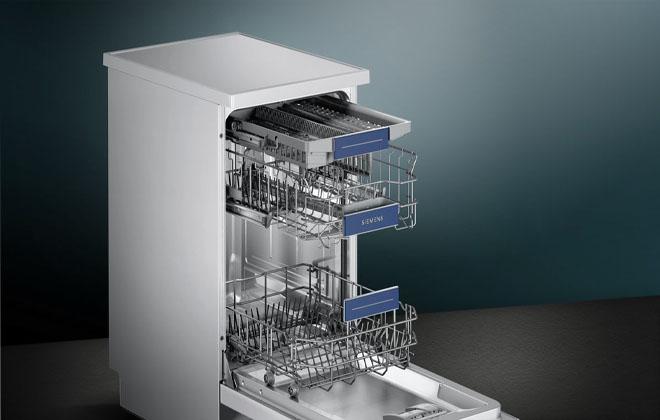 Siemens IQ100 SR215W01nrNR в интерьере