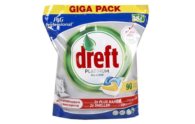 Упаковка Dreft
