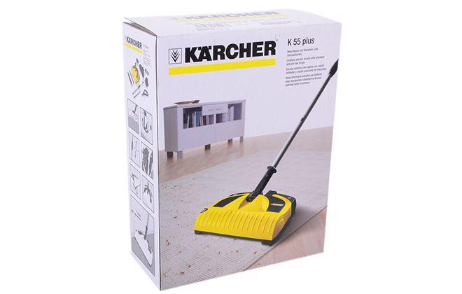 Упаковка пылесоса Karcher K 55 Plus