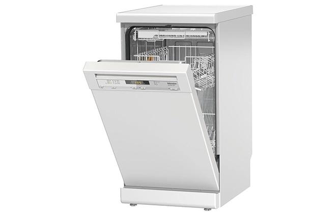 Узкая посудомойка Miele G 4620 SC Active