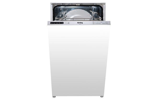 Внешний вид посудомоечной машины Korting KDI 4540