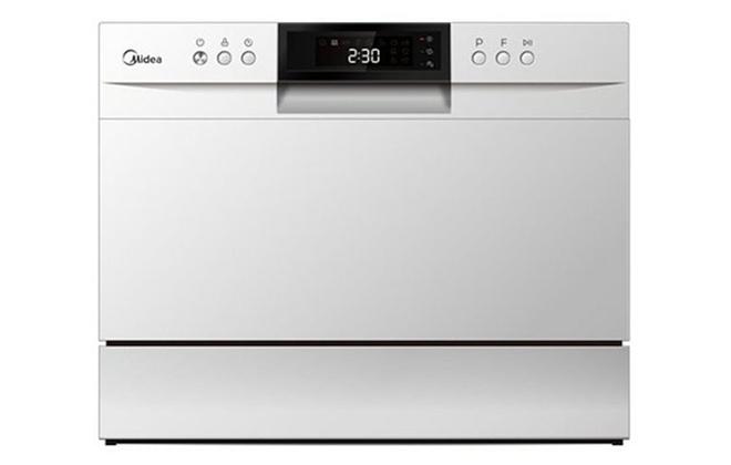 Внешний вид посудомоечной машины Midea MCFD55500W