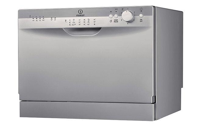 Внешний вид посудомоечной машины Индезит 661