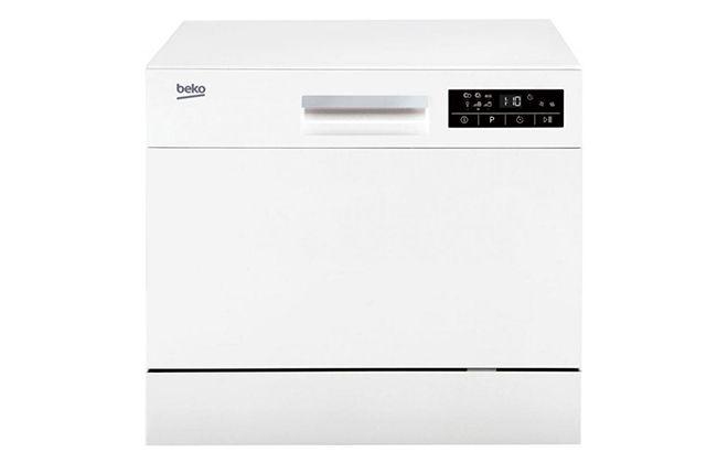 Внешний вид посудомойки Beko DTC 36610 W