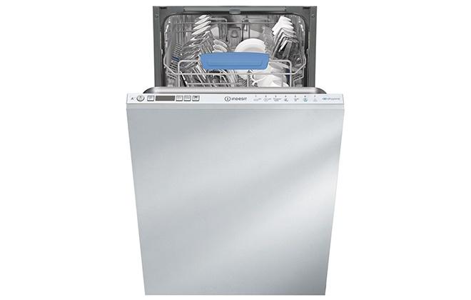 Внешний вид посудомойки Indesit DISR57h96Z