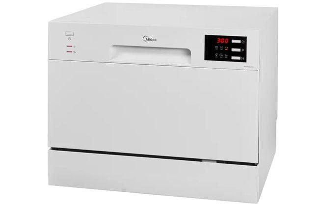 Внешний вид посудомойки MCFD55320W