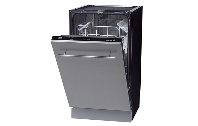 Внешний вид посудомойки Zigmund Shtain DW 1394505 X