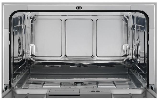 Внутренняя часть посудомойки без подставки