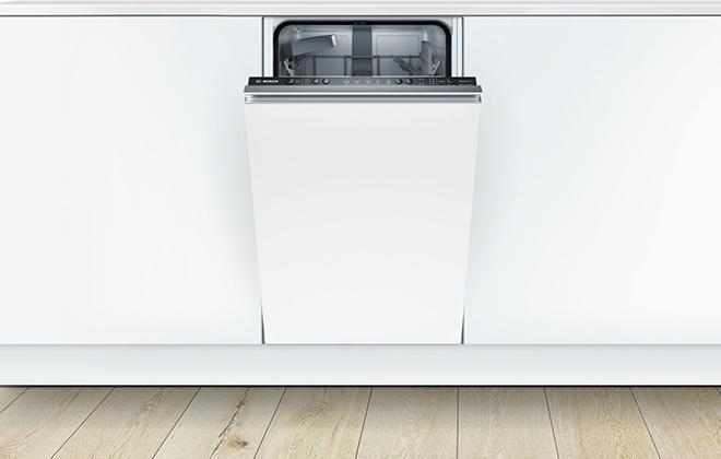 Встроенная в гарнитур посудомоечная машина Bosch SilencePlus