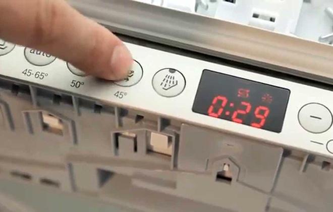 Выбор температуры для мойки посуды