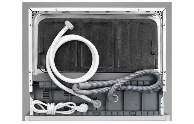Задняя панель посудомойки Electrolux ESF2400OW