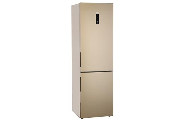 Бежевый холодильник Haier C2F637CGG