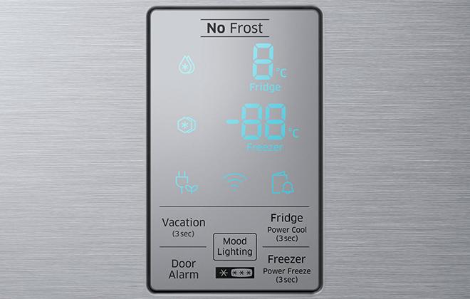 Дисплей холодильника Samsung