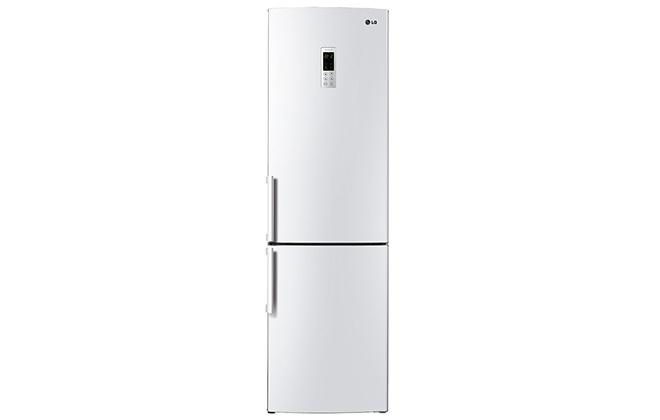 Дизайн холодильника LG GA-B489YVQZ