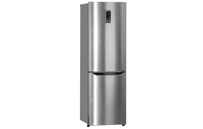 Двухкамерный холодильник с морозилкой внизу