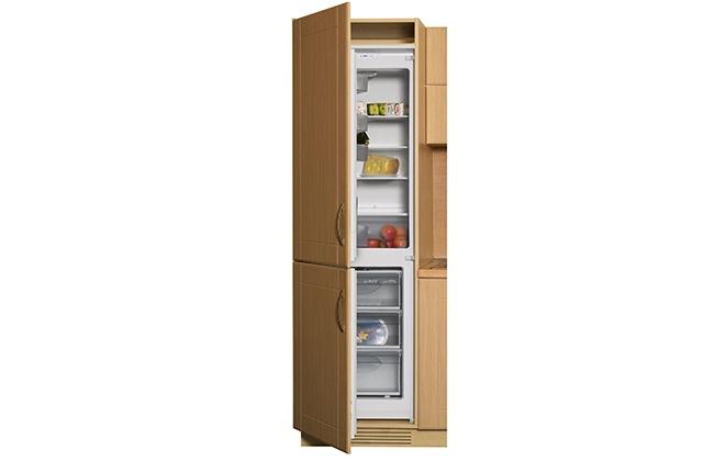 Холодильник Atlant ХМ 4307-000 в открытом виде