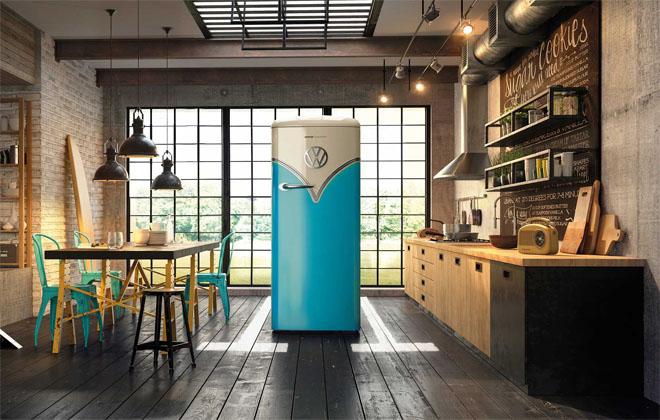 Холодильник Gorenje Retro
