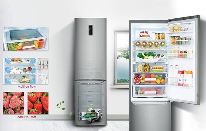 Холодильник с технологией No Frost