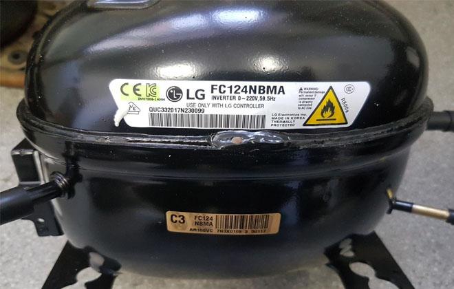 Компрессор LG FC124NBMA