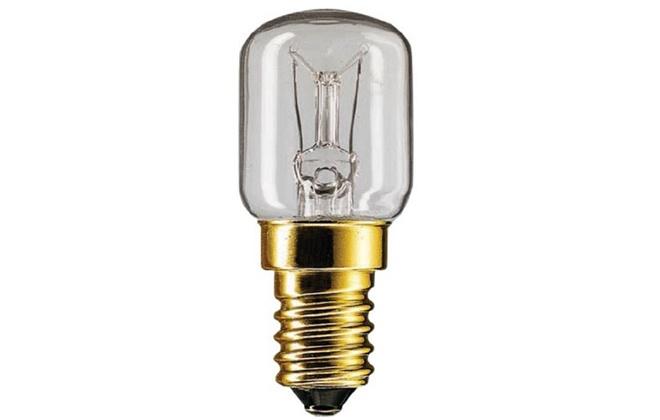 Лампа галогенная для холодильников