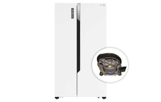 Проверка части холодильника