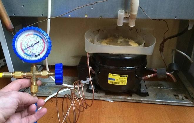 Проверка магнитного клапана