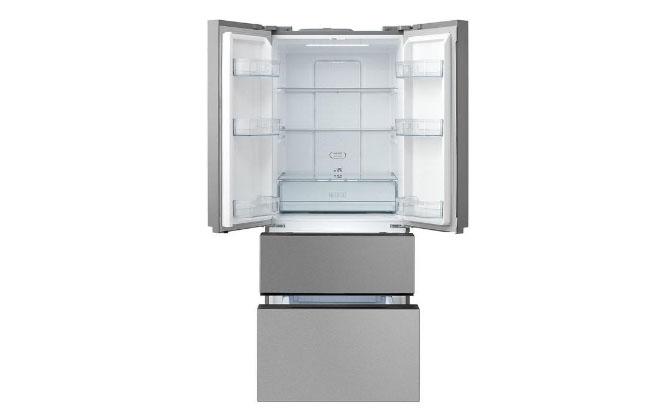 Распашной холодильник Dexp