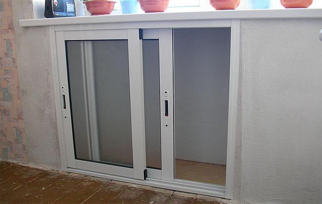 Самодельный шкаф