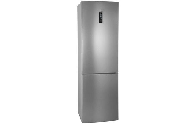 Серый холодильник Haier C2F637CXRG