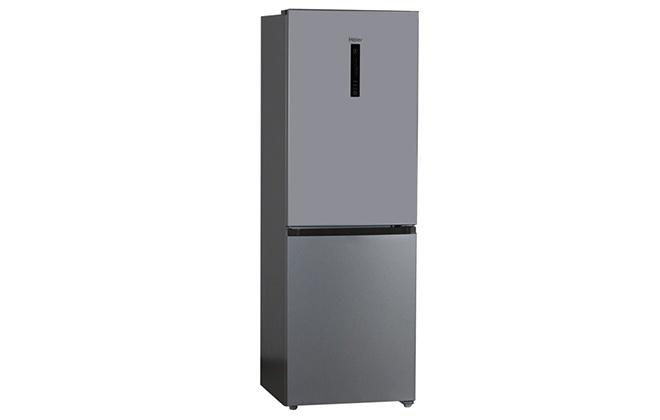 Темно-серый холодильник Haier C3F532CMSG