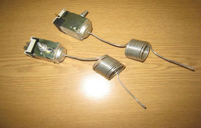 Терморегуляторы в бытовой технике