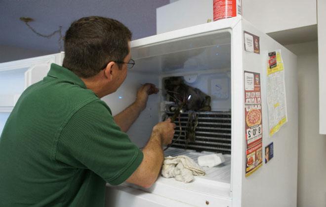 Устранение проблем с холодильником