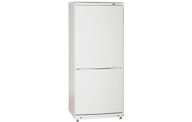 Белый холодильник Атлант ХМ 4008-022