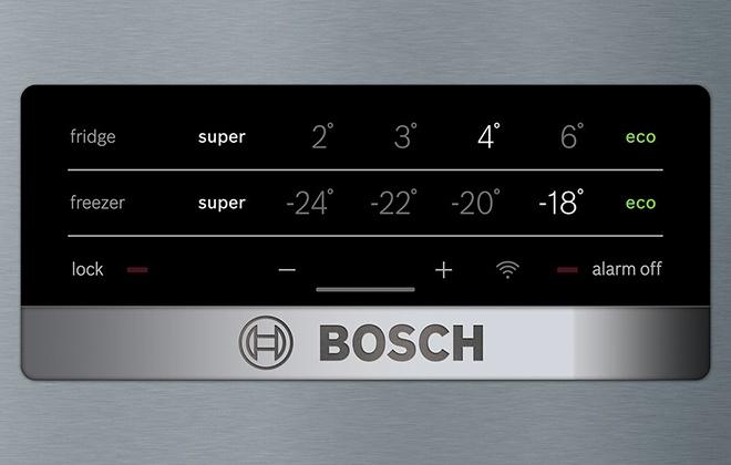 Дисплей холодильника Bosch Vitafresh