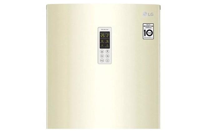 Дисплей холодильника LG GA-B419SYGL