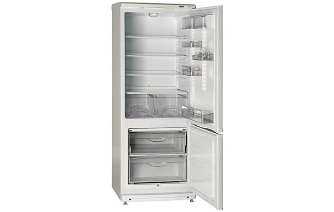 Холодильник Атлант 4009-022 внутри