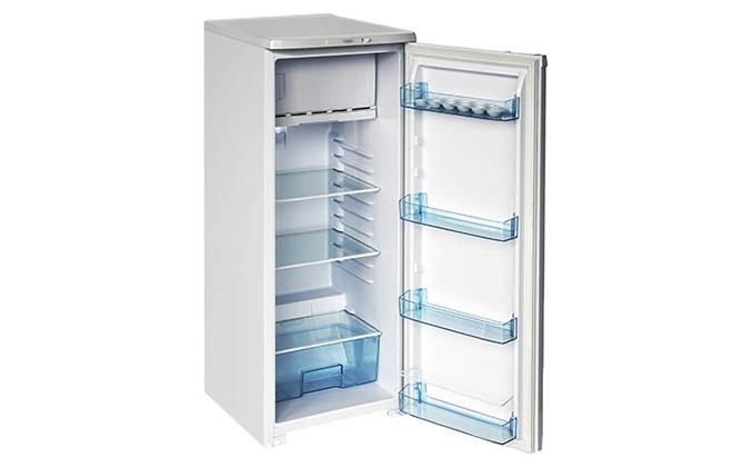 Холодильник Бирюса 110 внутри